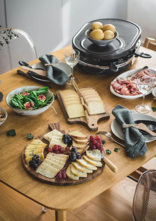 Raclette maison, comment faire et quels fromages choisir ?