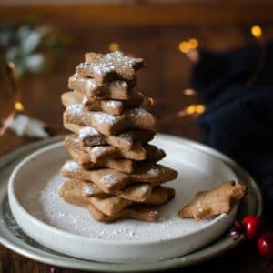 Biscuits sablés de Noël aux épices