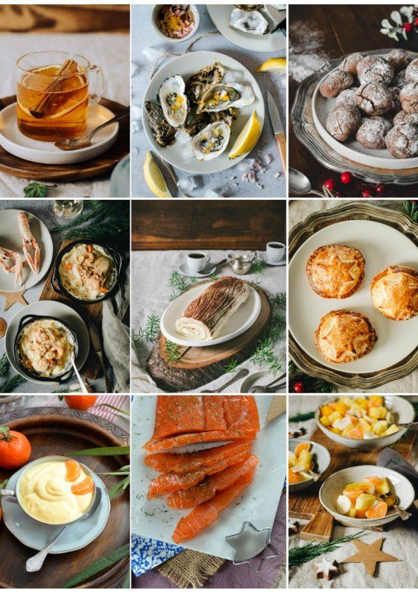 + de 25 recettes de Noël à découvrir !