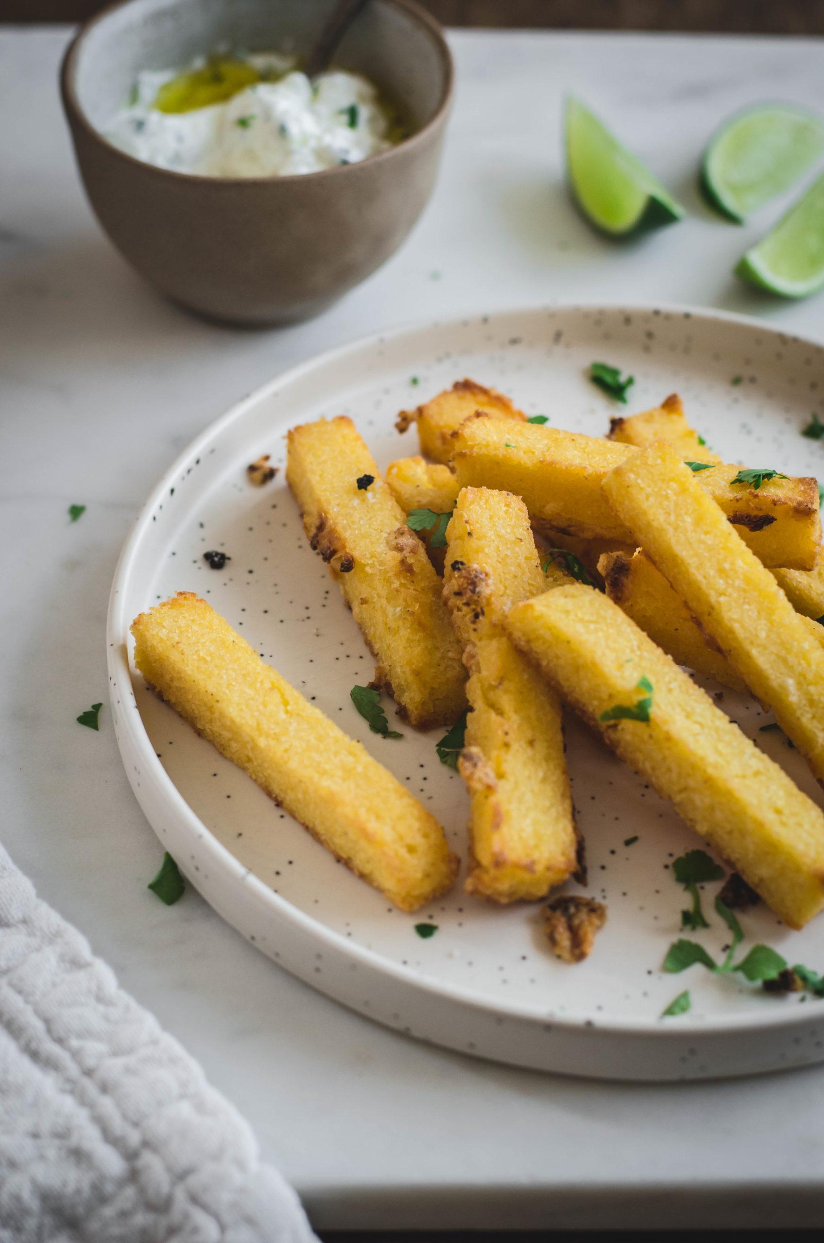 frites au four sans gluten
