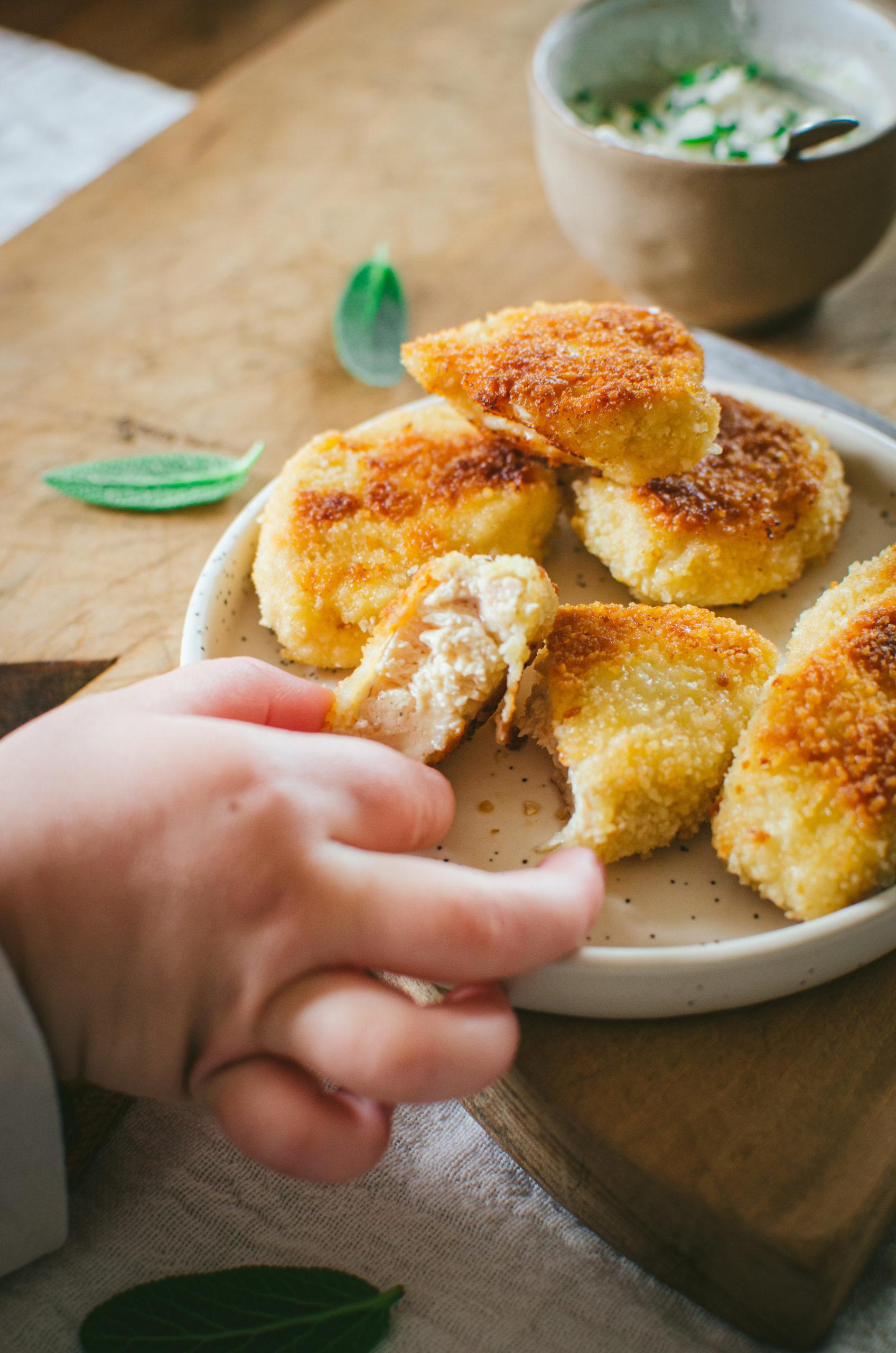 Recette de Nuggets sans friture