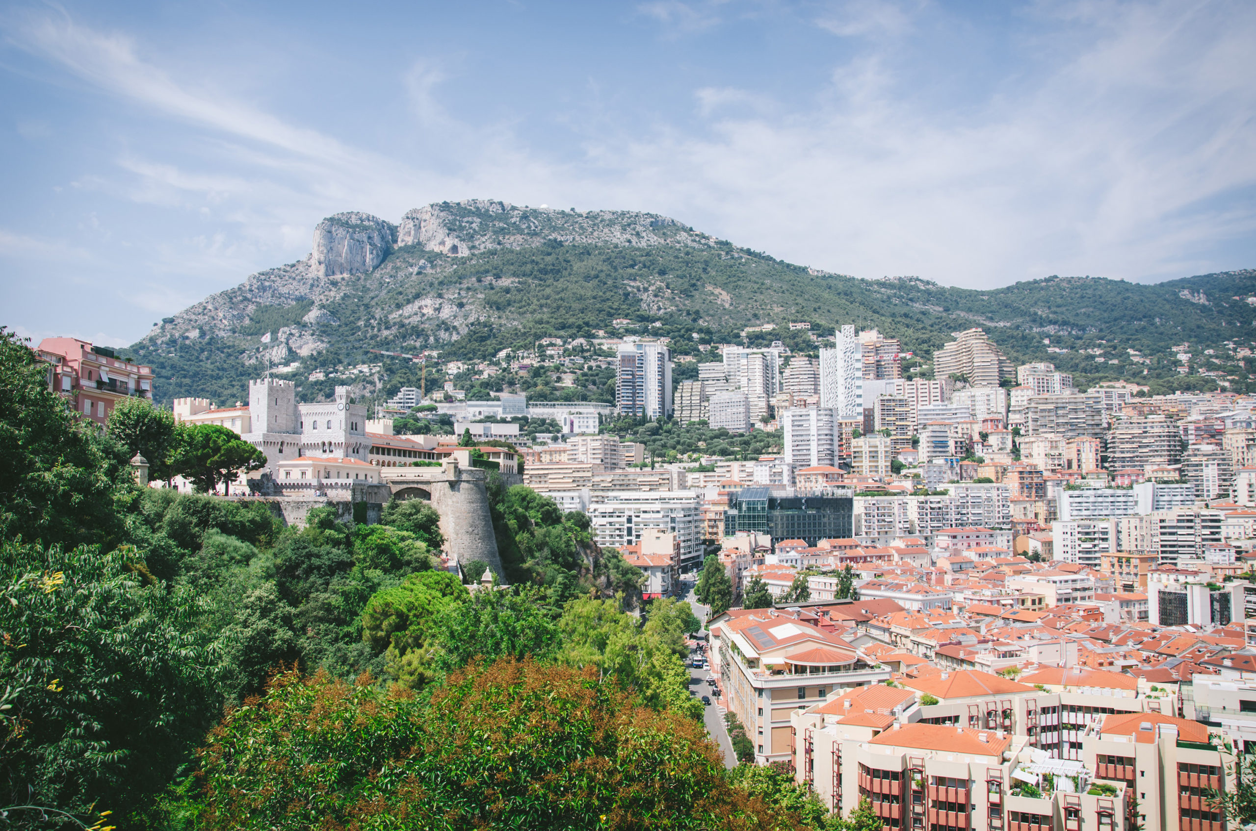 5 choses à faire sans voiture dans la Riviera autour de Nice - Monaco