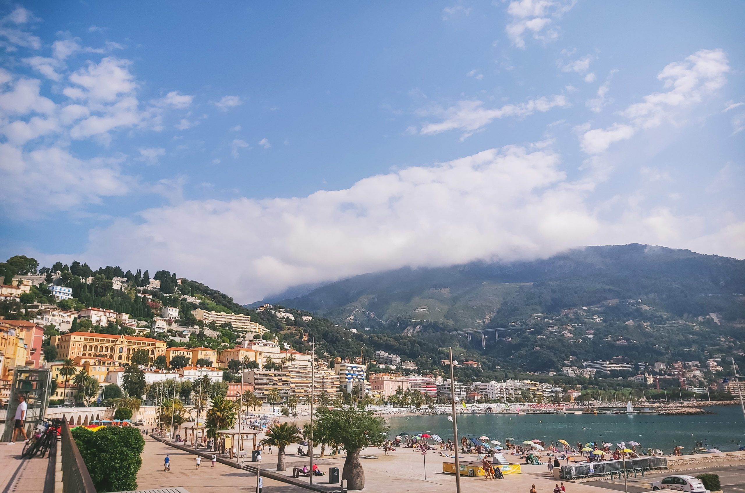 5 choses à faire sans voiture dans la Riviera autour de Nice - Menton Côte d'Azur
