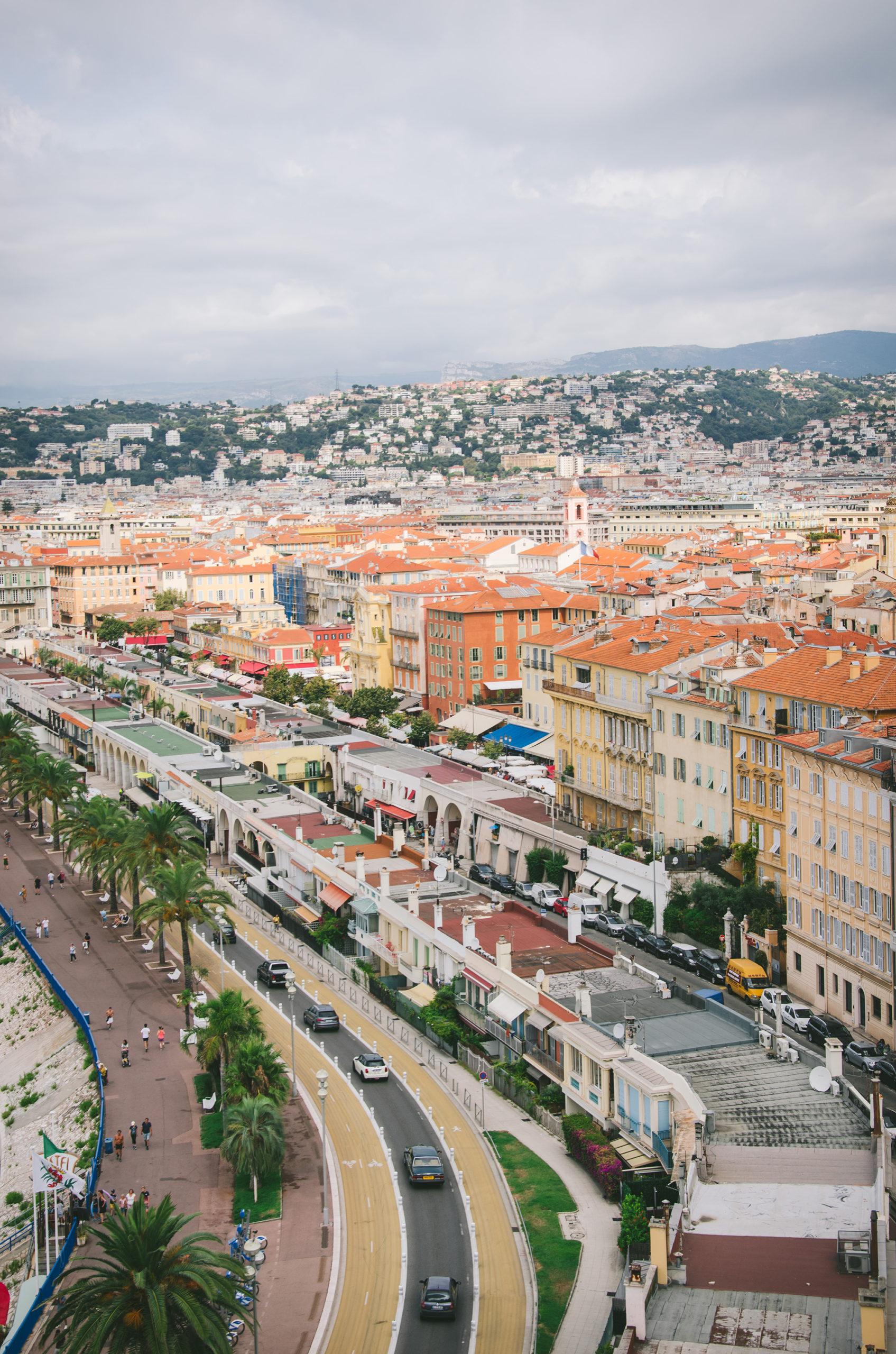 5 choses à faire sans voiture dans la Riviera autour de Nice