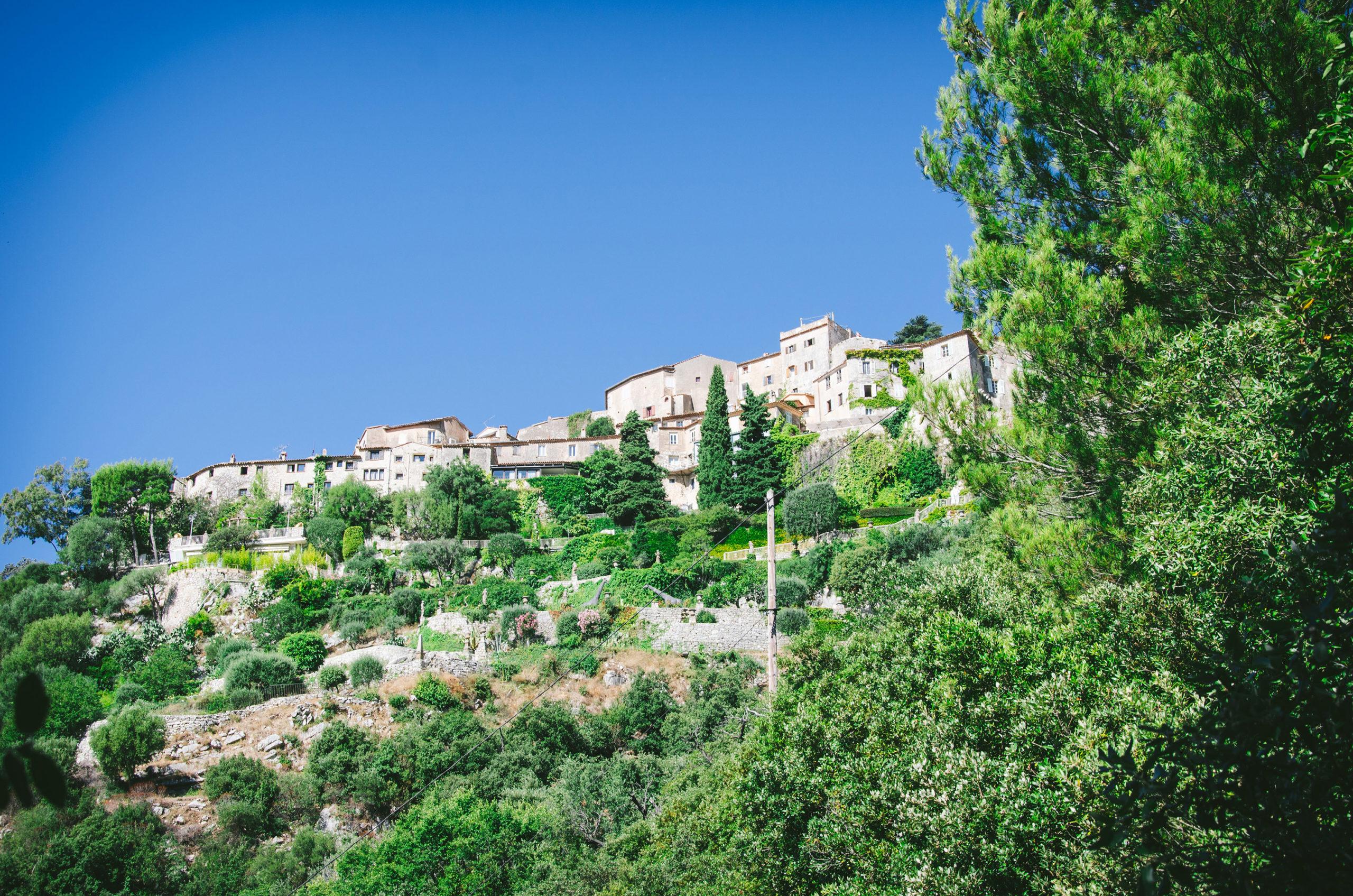 5 choses à faire sans voiture dans la Riviera autour de Nice - sentier de nietzsche