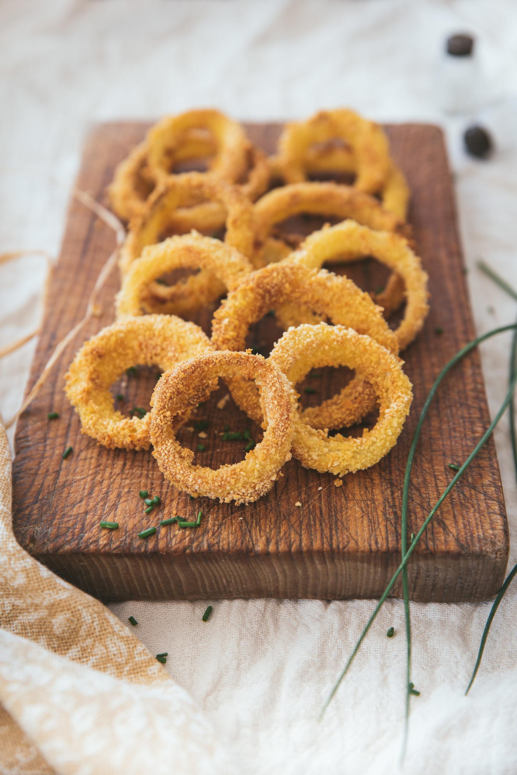 recette apéro onion ring